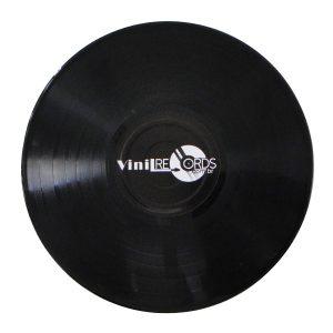 """Disco Adesivado para Decoração - Vinil Records """"Lp 12"""""""