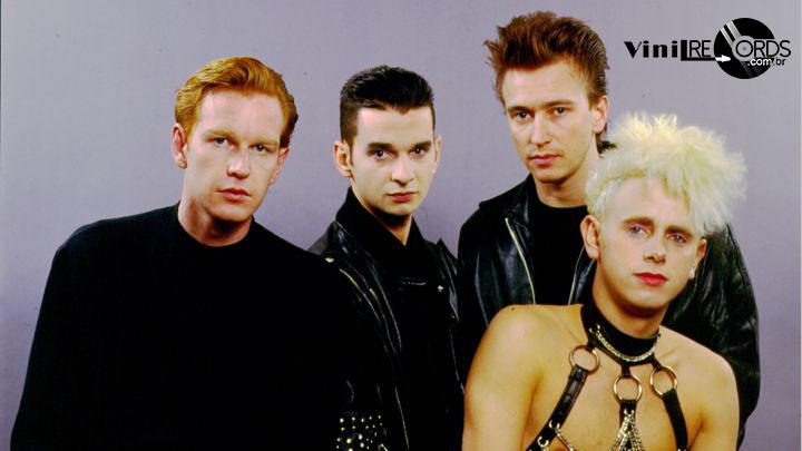 Os melhores discos de Depeche Mode