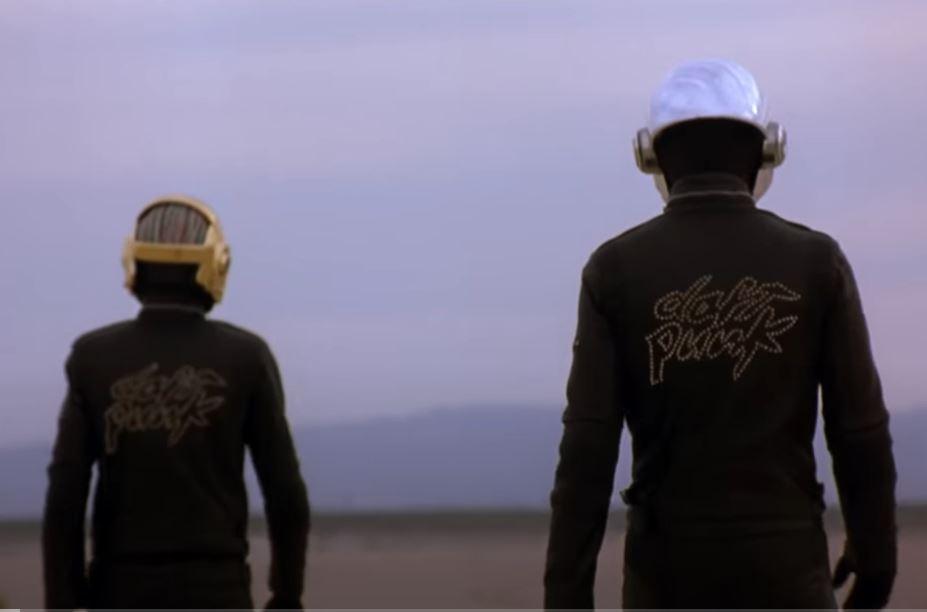 O fim de uma era – Daft Punk